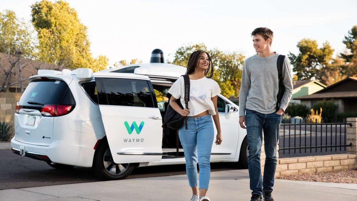 Google  aura sa propre usine de voitures autonomes