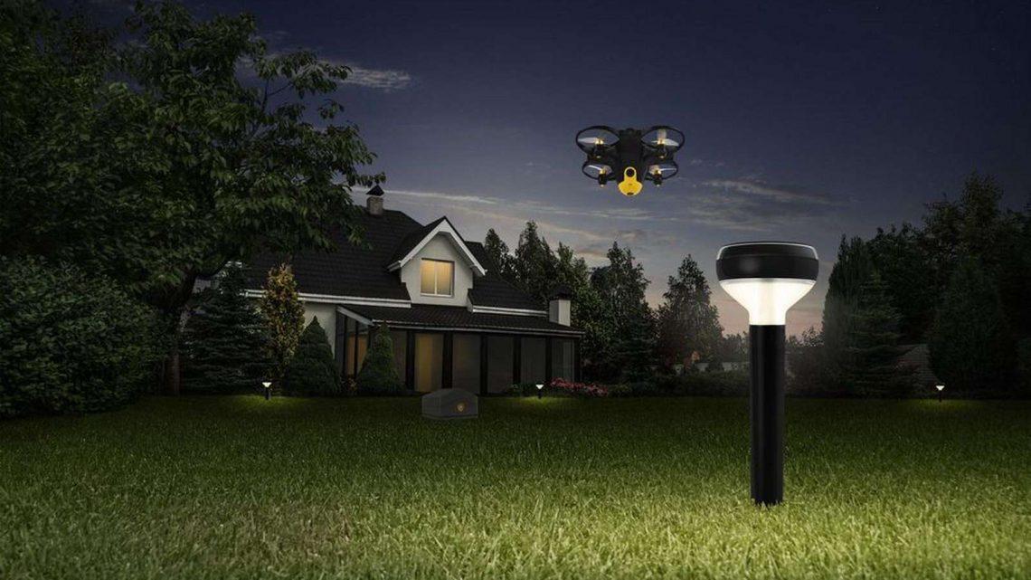 Le robot qui plie les vêtements, des drones patrouilleurs et la plomberie connectée