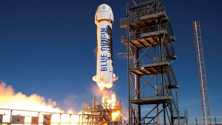Le New Sheppard de Blue Origin bientôt prêt pour un vol habité