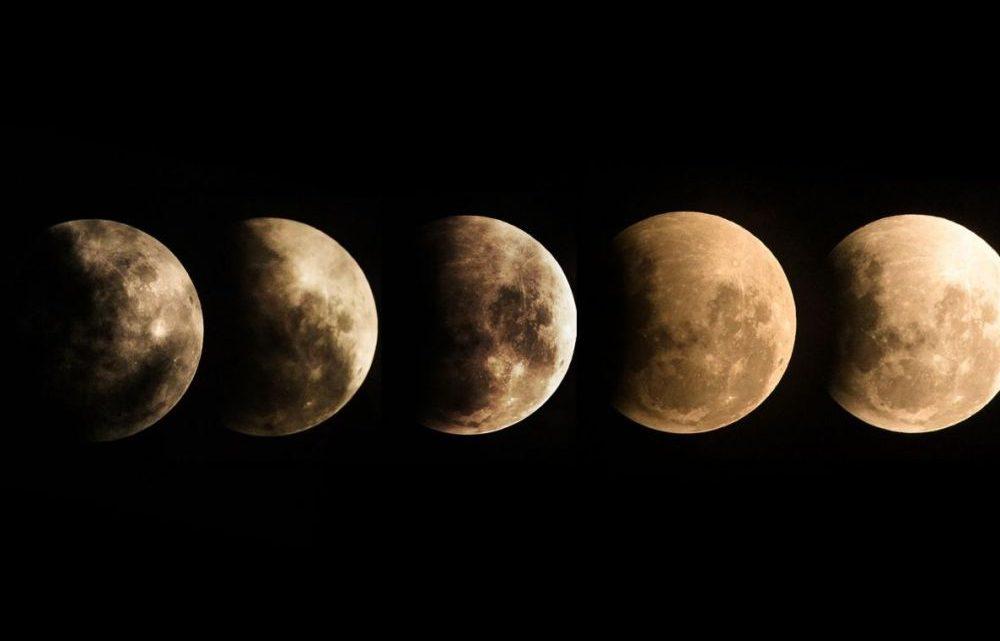 L'éclipse lunaire du 21 janvier était la dernière avant 2022