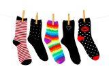 Des scientifiques viennent de résoudre le mystère des chaussettes