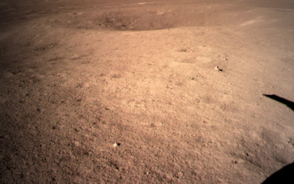 Les premières images de la face cachée de la Lune
