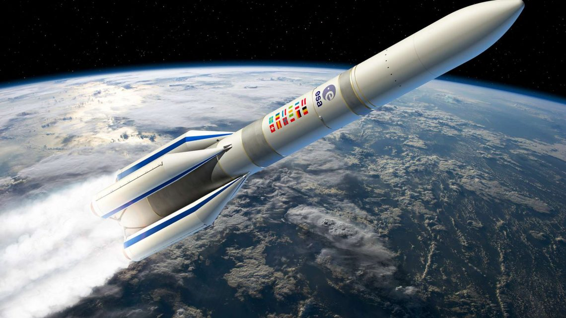 Où en est la construction du futur lanceur européen ?