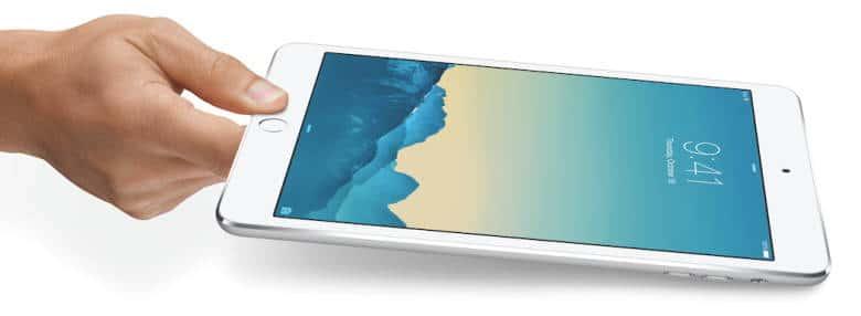 Pas de Face ID sur les nouveaux iPad et iPad mini ?