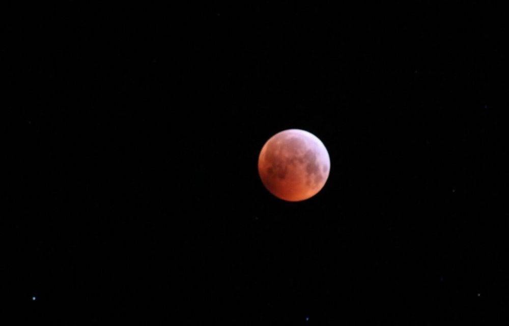 L'éclipse de Lune du 21 janvier 2019 : les photos du monde entier