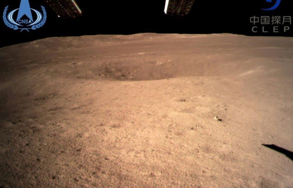 Lune : la Chine veut imprimer une base en 3D