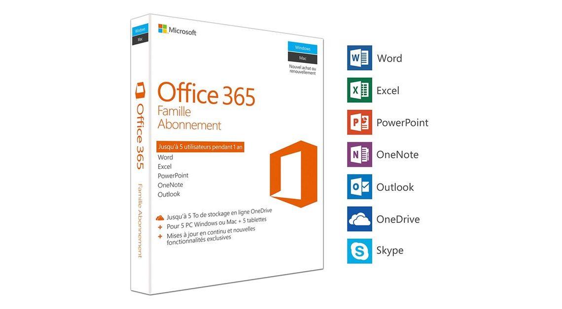 Microsoft  Office 365 débarque sur l'App Store