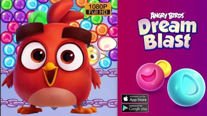 Rovio  n'en a pas terminé avec Angry Birds, voici Angry Birds Dream Blast