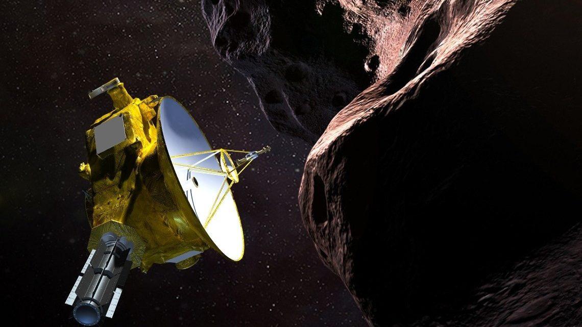 Une sonde New Horizons survit au survol historique d'un objet céleste éloigné