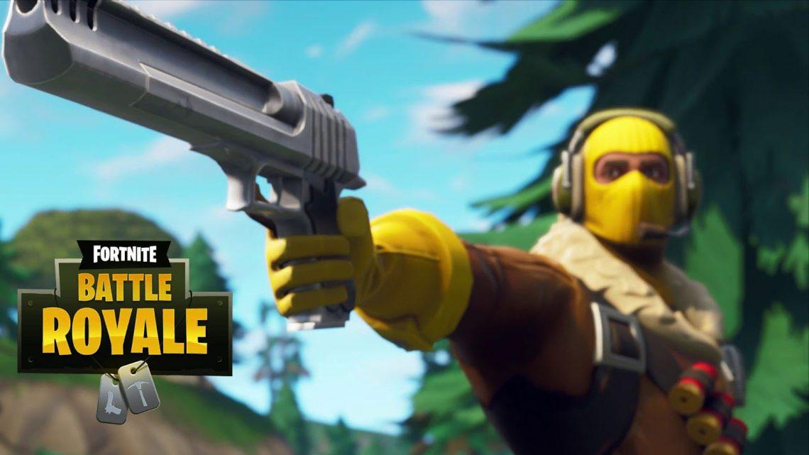 Fortnite : le pistolet bourlinguer va-t-il être modifié ?