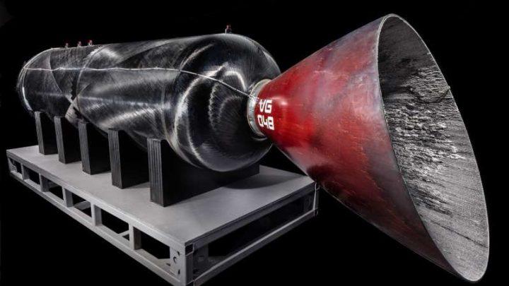 Virgin Galactic fait don d'un moteur fusée SpaceShipTwo à un musée