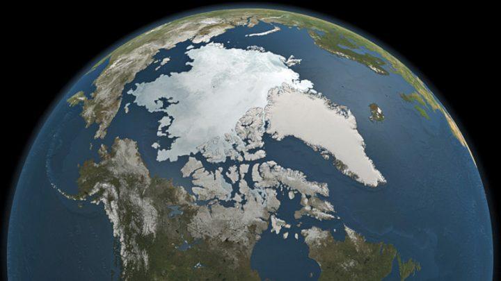 La NASA découvre un deuxième cratère d'impact possible sous la glace du Groenland