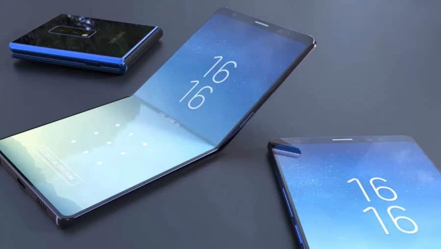 Smartphone Pliable : cela va-t-il révolutionner le marche mobile ?