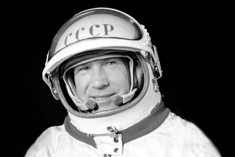 Alexei Leonov, 1er homme à marcher dans l'espace, meurt à Moscou