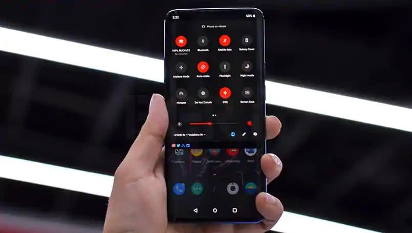 OnePlus 7T Pro obtient sa première mise à jour Oxygen OS 3 jours après son lancement