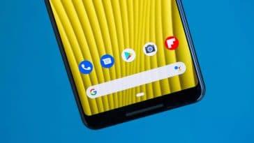 Google Pixel 3xl 1
