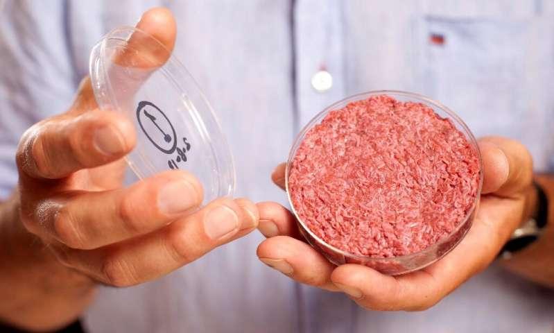 La viande artificielle est maintenant fabriquée dans l'espace, dans un supermarché près de chez vous.