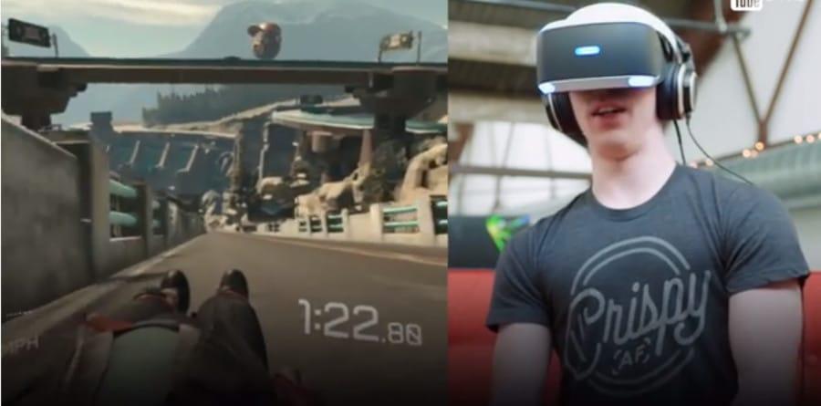 Un brevet dévoile la PlayStation VR 2 avec caméras intégrées, mode de réalité augmentée