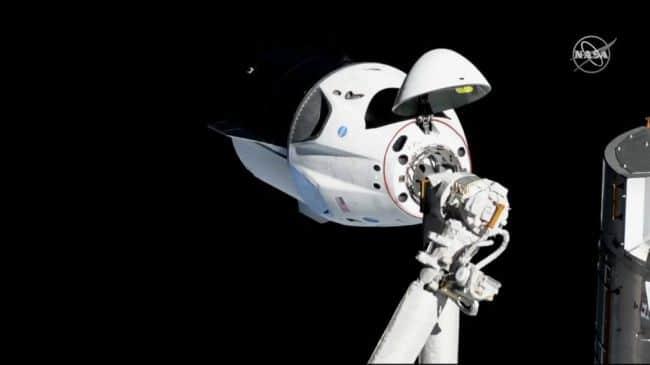 SpaceX pourrait lancer des astronautes de la NASA dans l'espace au début de 2020
