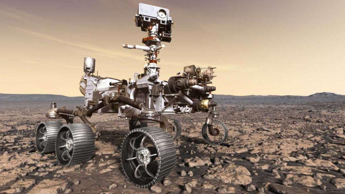 Le rover Mars 2020 visitera l'endroit idéal pour trouver des signes de vie