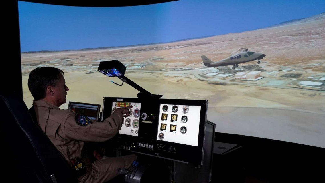 La NASA dévoile son premier avion électrique