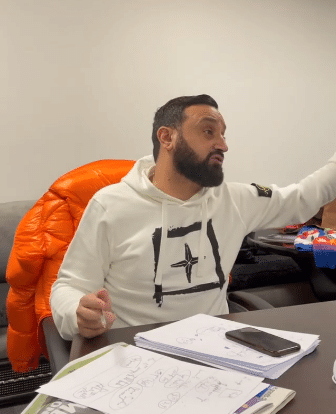 Cyril Hanouna attaque Camille Combal