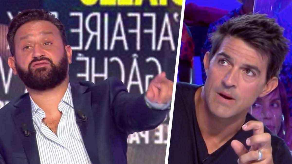 Jean-Pascal Lacoste et Cyril Hanouna en guerre?