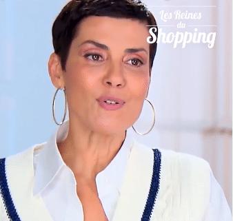 Cristina Cordula dans Les Reines du Shopping