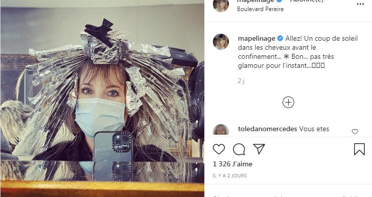 Melanie Page répond à un internaute !