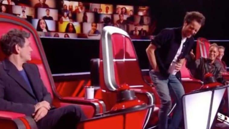 Amel Bent: Elle tacle Marc Lavoine violemment! Scandale dans The Voice!