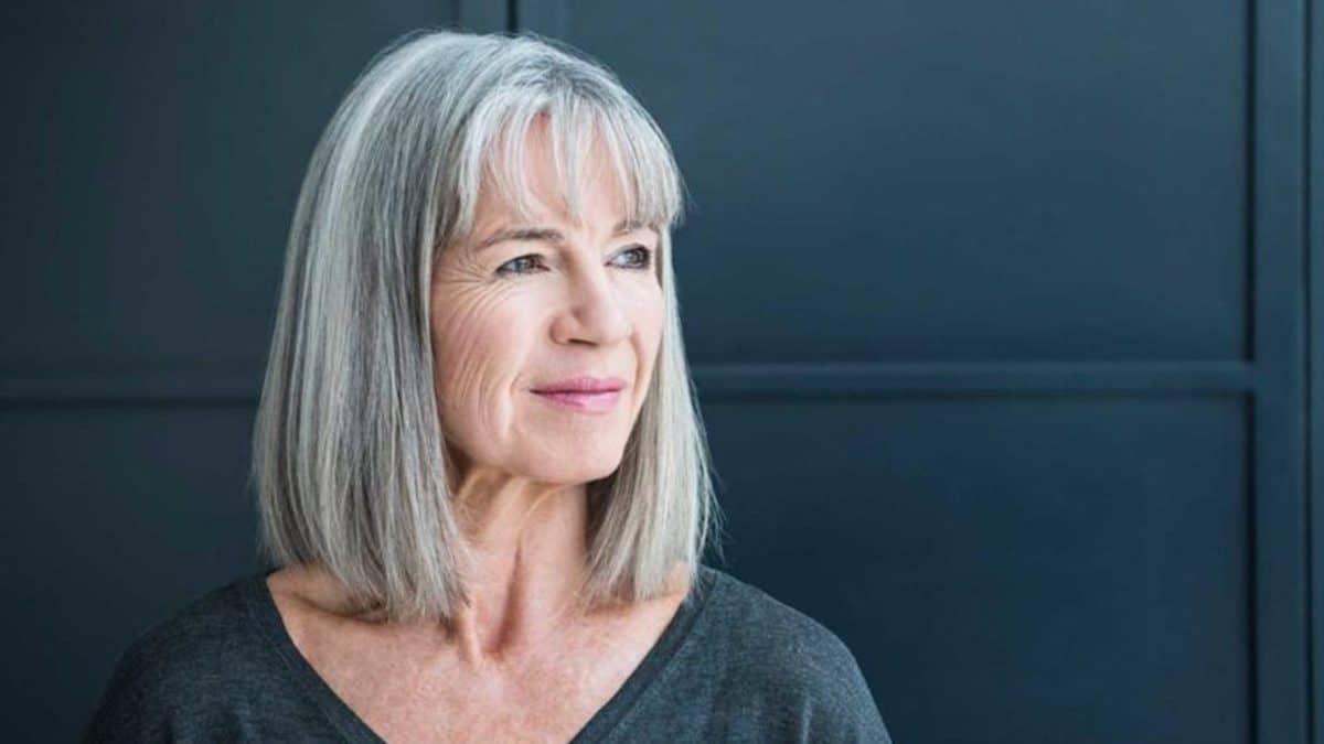 Cheveux gris : Ces idées de coiffures super stylées vont vous sublimer !