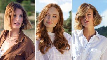 Coupes tendances: Ces coiffures qui vous aident à affiner votre visage !
