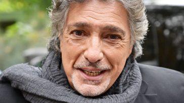 Frédéric François Très angoissé, en proie, crises de spasmophilie, il s'exprime...