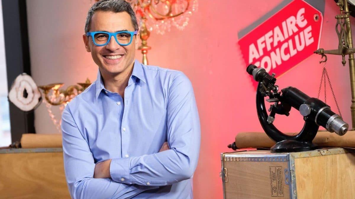 Julien Cohen Affaire Conclue s'énerve contre un vendeur ! Il le recadre rapidement !