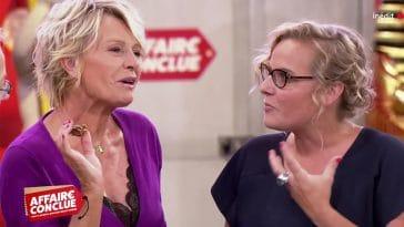 """Sophie Davant recadre Enora Alix en direct! Scandale dans """"Affaire Conclue""""!"""