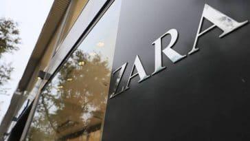 Zara: cette sublime robe d'hiver va rapidement être en rupture de stock! (n'attendez pas pour la découvrir)